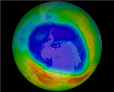 Ozone-destroying chemical emissions on rise despite ban