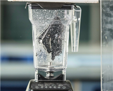Scientists used a blender to grind a smartphone to dust in order to reveal its precise contents.