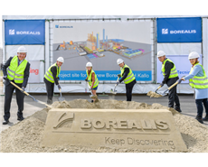 Borealis breaks ground on world-scale propylene plant in Belgium