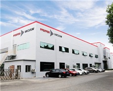 Pfeiffer Vacuum opens new plant in Wuxi, China