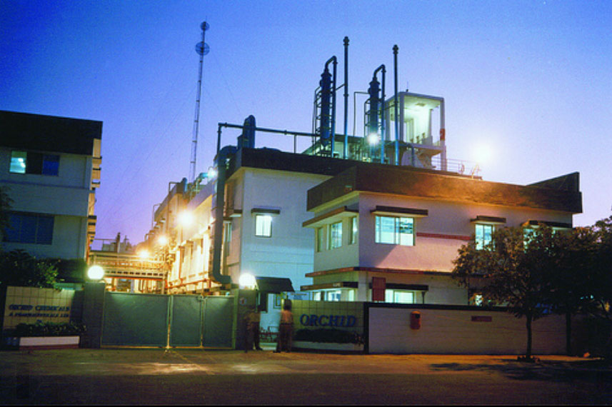 Orchid resumes API plant production in Chennai