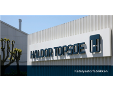 Haldor Topsoe focuses on expansion in China, appoints new MD