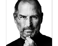IN MEMORY of a great innovator: Steve Jobs
