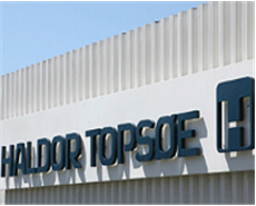 Haldor Topsoe, Acron sign contract for new ammonia plant