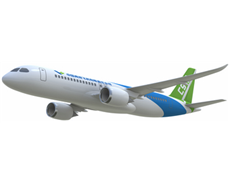 COMAC selects Cytec to supply material for C919 commercial aircraft