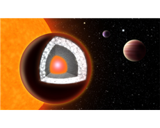 Researchers discover diamond planet