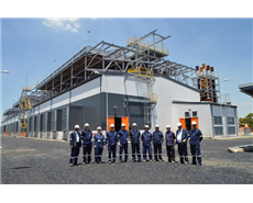 Sasol's gas engine power plant begins electricity production