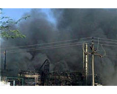 Fire at chemical factory in Ambala, India injures one