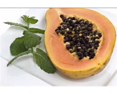 papaya seeds Purify water