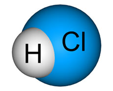 Hydrochloric acid uses, hazards and chemical properties