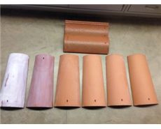 University of California, research on  roof tile coating