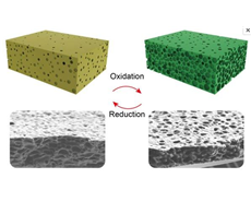 Twente University  scientists develops new membrane with adjustable pore size