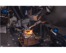 New solders for semiconductors, creates technological possibilities