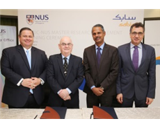 Sabic signs research agreement with National University of Singapore