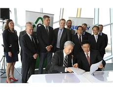 Chinese automaker Geely invests in Icelandic methanol firm