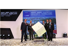 BASF inaugurates new resin plant in China