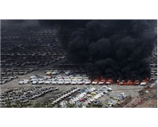 China Tianjin blasts: Evacuations as sodium cyanide found