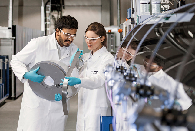 Basf Opens New Superconductors Pilot Plant In Germany