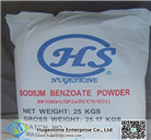 sodium benzoate food grade 99%