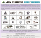 Jay Pharma Equipments