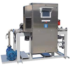 Sodium Hydroxide Dilution & Blending System