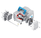 Chemistry diaphragm pumps