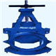 Manual Hand Wheel Operated Pulp Valve
