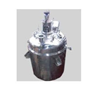 Jacketed Reaction Vessels