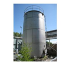 Vertical Stainless Steel Tank