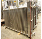 Continuous Fluid Bed Dryer With Built-In Heat Exch