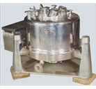 Three Point Manual Top Discharge Centrifuge Machin
