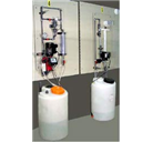 Wall-Mounted Chemical Feed Systems
