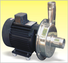 Series CFP–SS 316 Centrifugal Chemical Pump