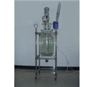Metal Jacketed Glass Reactor