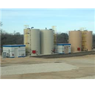 Polyethylene Hydrochloric Acid Storage Tanks