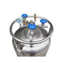 Self-pressurized Liquid Nitrogen Tank