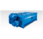 Twin-shaft continuous mixer (LFK)