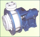 Horizontal Polypropylene Centrifugal Pump