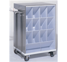 Dead Man Chemical Safety Cart