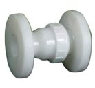 PP Non Return Flanged End Valve