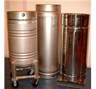 550mm Series Chemical Containers
