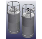 30-Liter Portable Stainless Container
