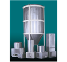 Stainless Steel Hoppers And Auxiliaries