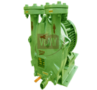 Water Ring Monoblock Vacuum Pump