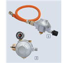 DVGW low pressure regulator