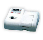 Microprocessor-UV Visible Spectrophotometer
