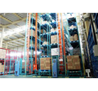 Pallet type automated storage/retrieval system(ASR