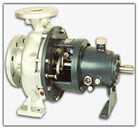 PCF-Series Centrifugal Chemical Process Pump