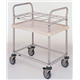 Stainless Steel Chemical Transport Cart