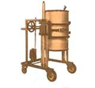 Mechanical Operated Drum Pouring Stacker